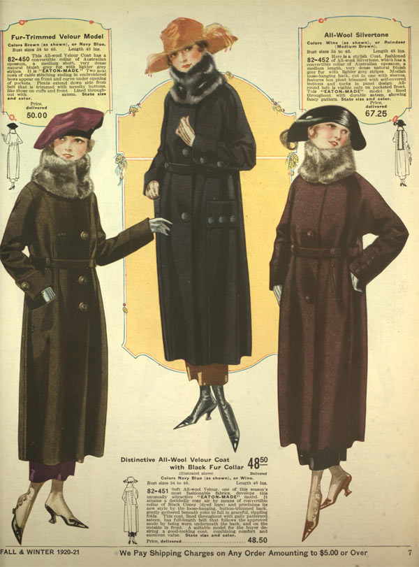 Fashion in the 1920s: Clothing Styles, Trends, Pictures ...