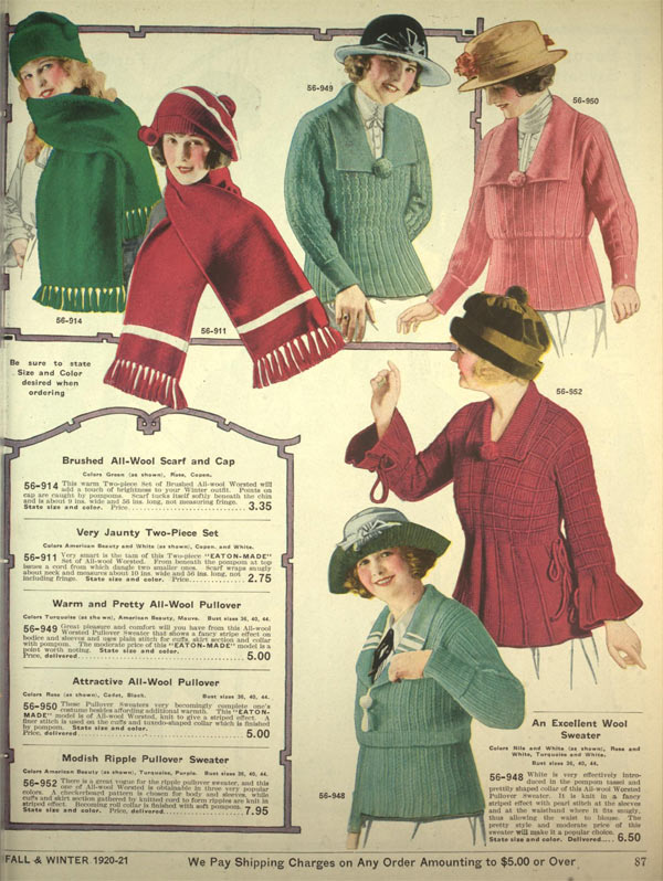Fashion in the 1920s Clothing Styles, Trends, Pictures