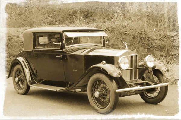 #pha.026522 Photo VOLVO TR 677 1930-1935 Car Auto