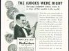 Budweiser Ad (1937)