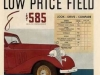 Pontiac Straight 8 Ad (1930s)