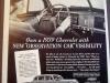 Chevrolet Ad (1939)