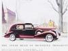 Cadillac Fleetwood Ad (1930s)