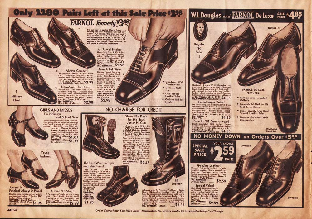 1930s Fashion Men Amp Boys
