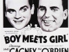 Boy Meets Girl Move Poster (1938)