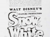Snow White Movie Poster (1938)