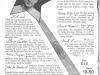 Frankie Frisch Bat Ad (1930s)