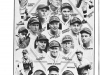 1934 Brooklyn Dodgers Team Photo