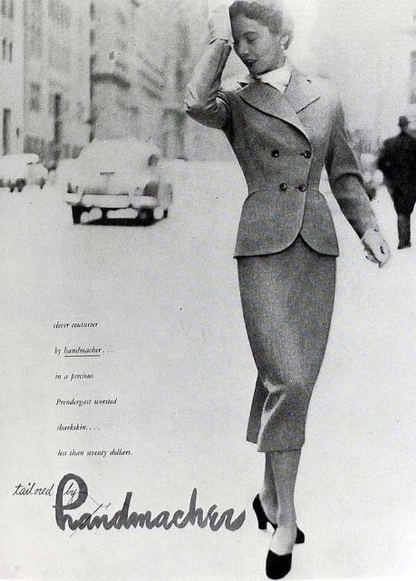 1940s Fashion Clothing Styles Trends Pictures History