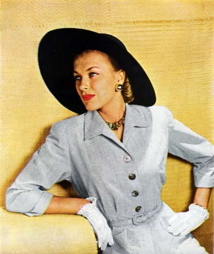1940s Fashion  Clothing Styles 8372372ee7c