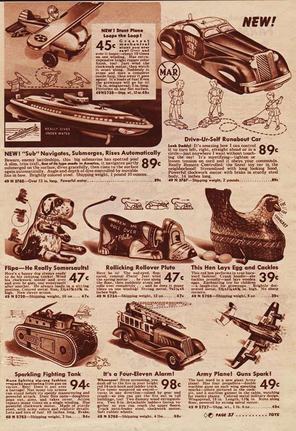 1940s Toys What Did Kids Play With