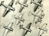 WWII-Era Model Airplanes (1944)