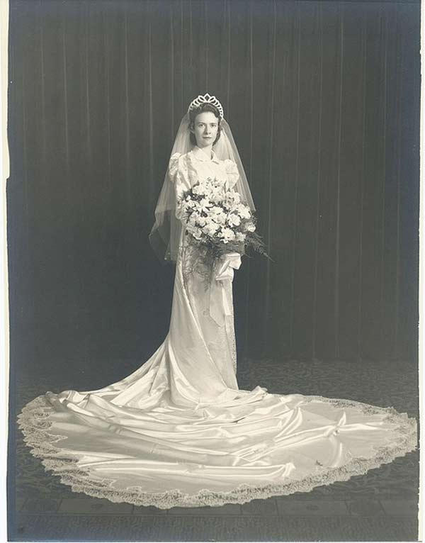 1940 Wedding Dresses Picture Gallery