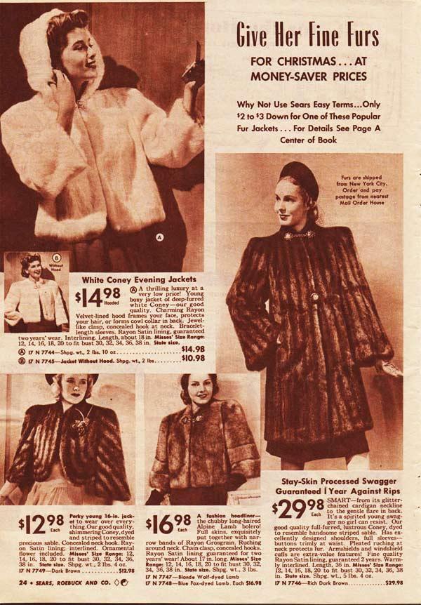 230b515ae 1940s Fashion  Women   Girls