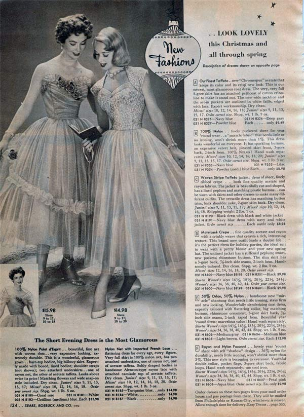 1950s Dresses Amp Skirts Styles Trends Amp Pictures
