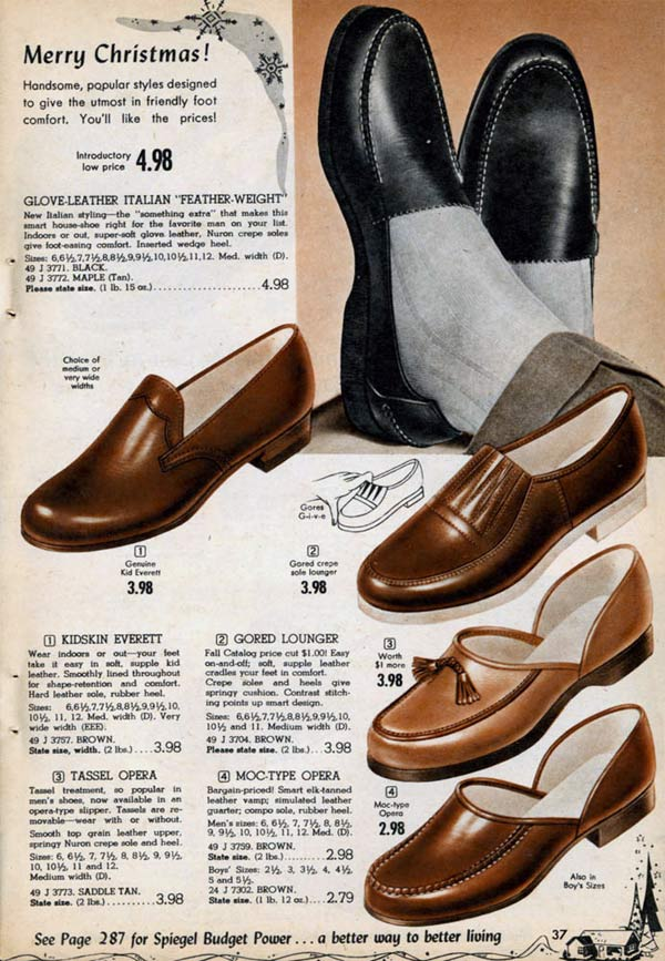 5e8cac50c9f 1950s Shoes  Styles