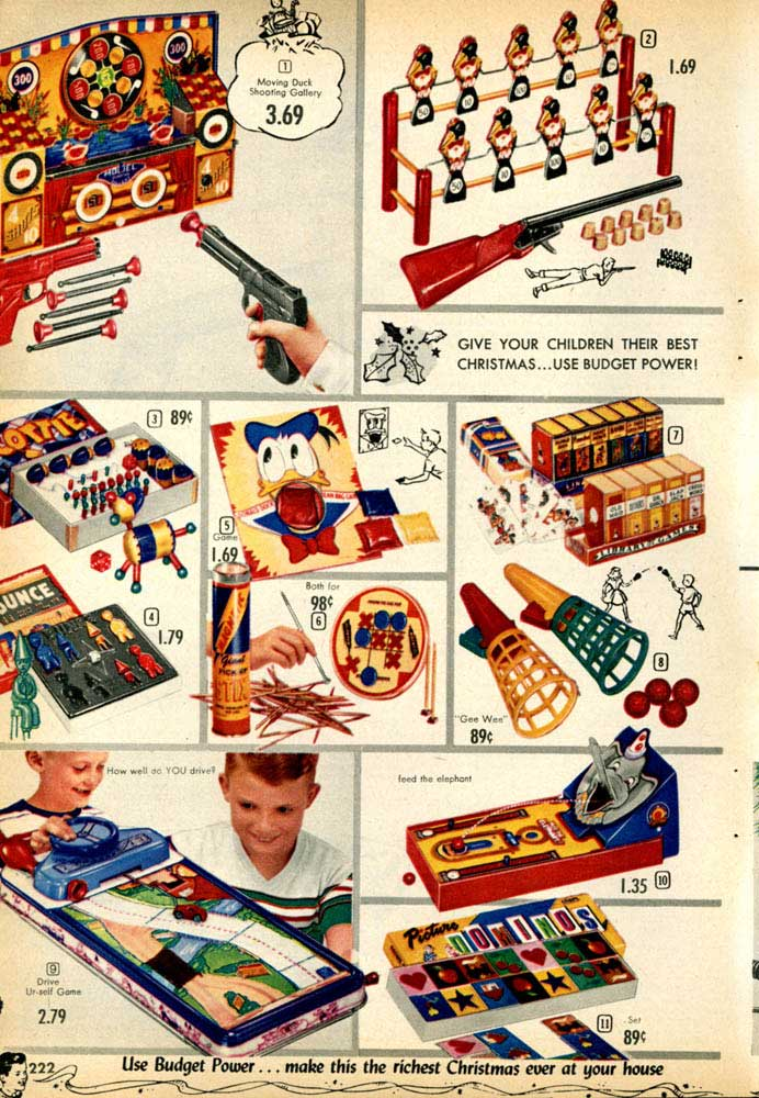 1950s Toys What Toys Were Popular In The 1950s