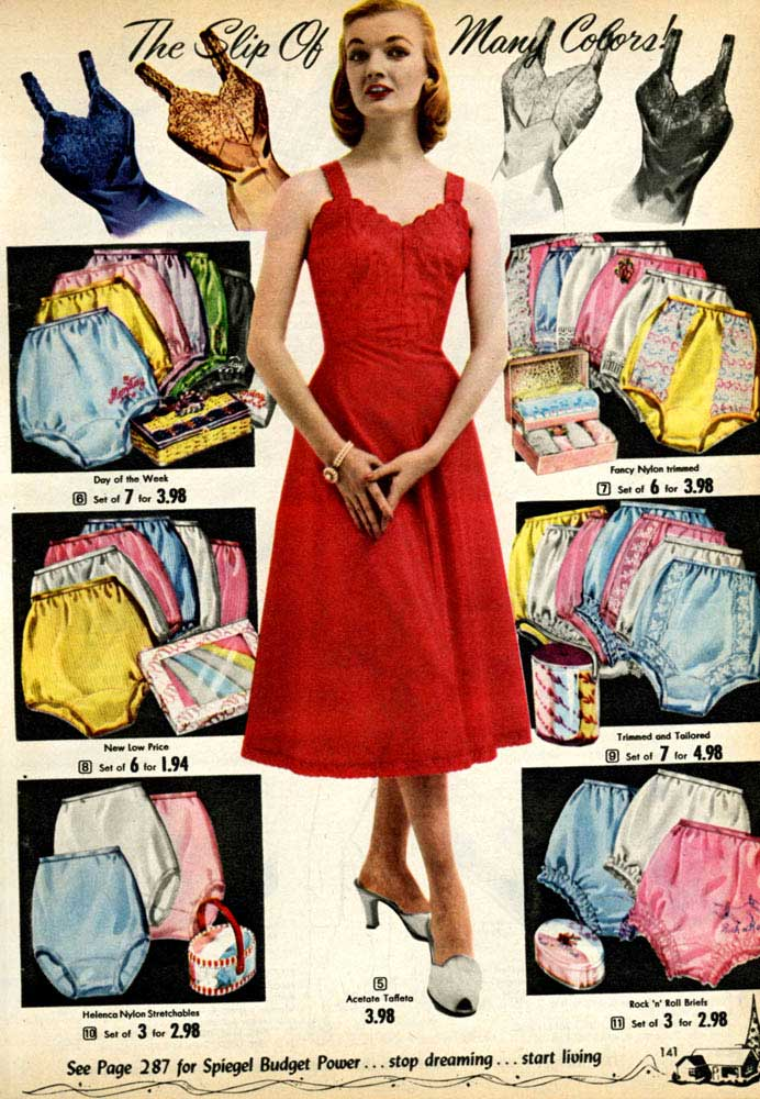 1950s Fashion Styles Trends Pictures Amp History