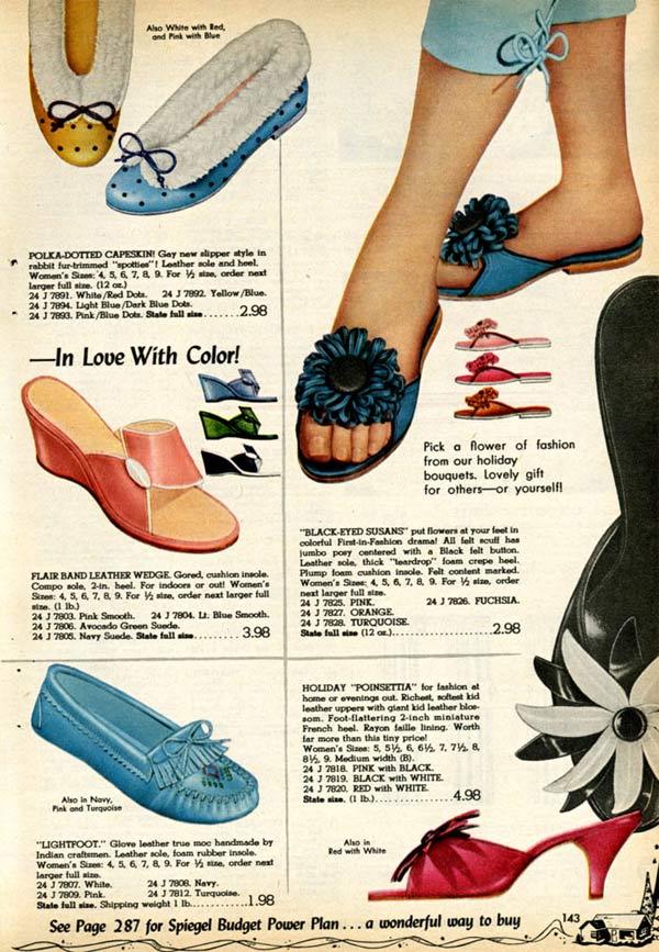 90ce909fce9 Women s Shoes (1955)