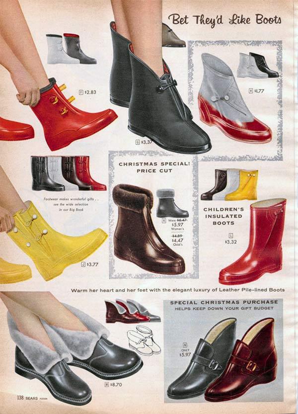cf62fa709af Women s Boots (1957)