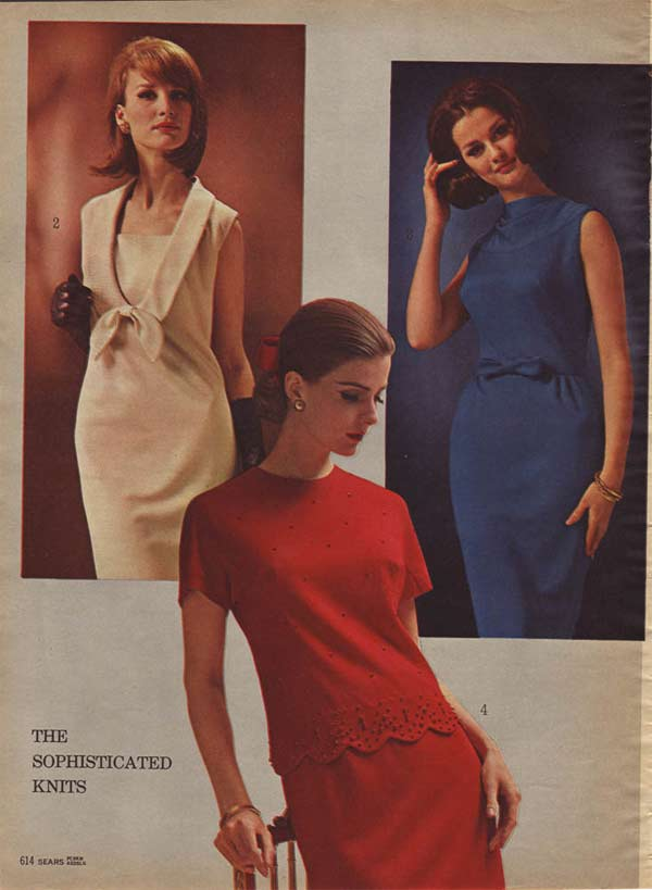a92b87fd1 1960s Dresses & Skirts: Styles, Trends & Pictures
