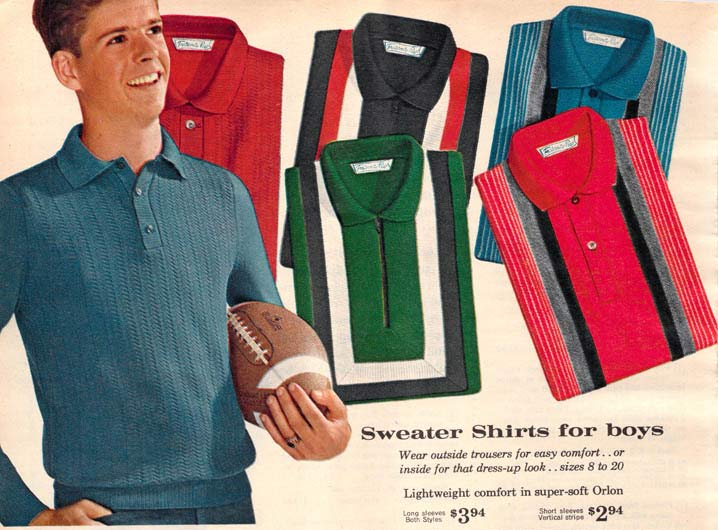 0ef8a0fa363 Boys  Sweater   Shirts (1962)