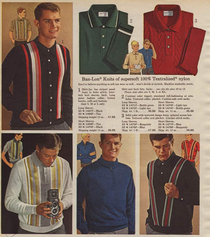 1960s Fashion Men \u0026 Boys