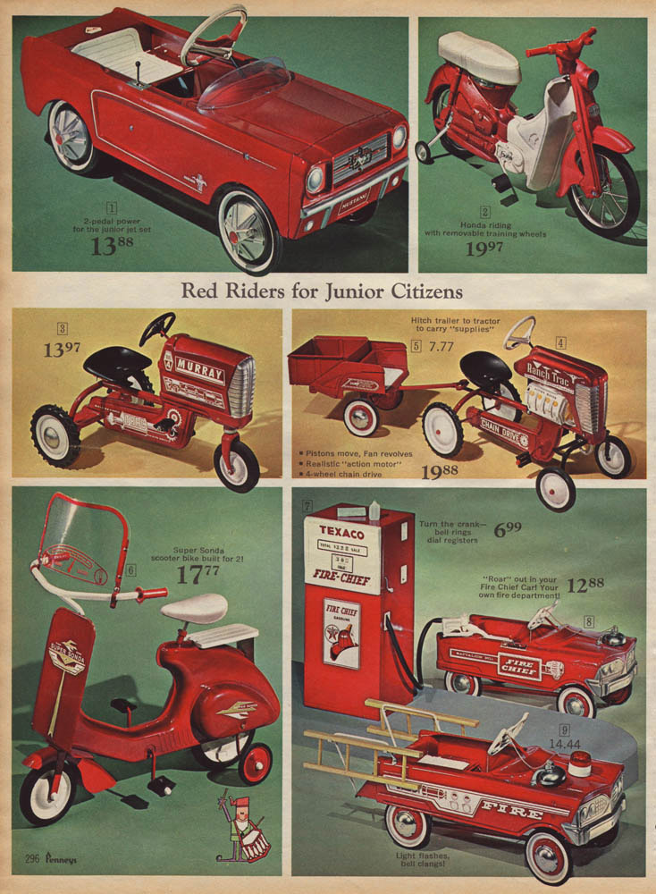 ... 1966-pedal-cars.jpg ...
