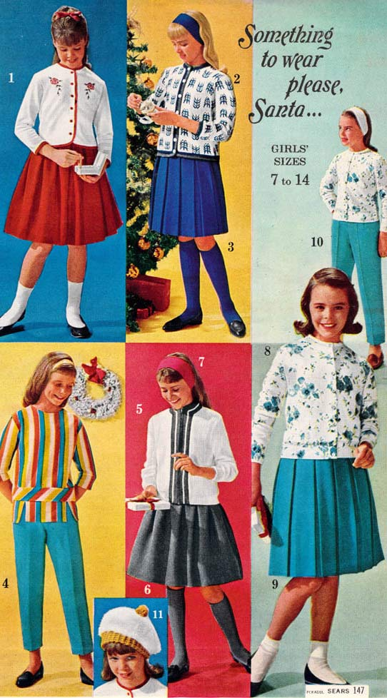 1960s Fashion For Women Girls 60s Fashion Trends Photos And More