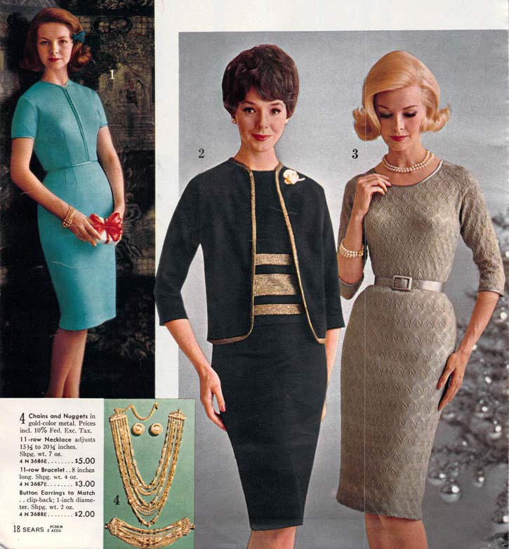 1960s Fashion for Women & Girls | Styles, Trends & Photos