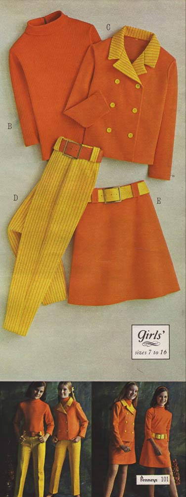1960s Fashion Clothing Styles Trends Pictures History