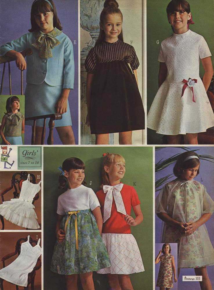 Womens Fashion Clothing: 1960s Fashion: Clothing Styles, Trends, Pictures & History