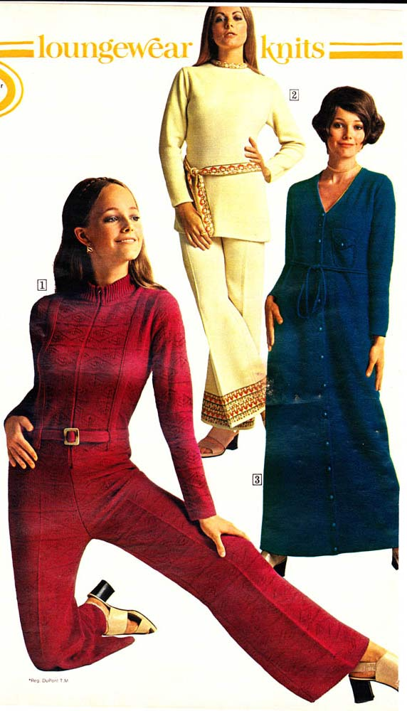 fashion in the 1970s clothing styles trends pictures
