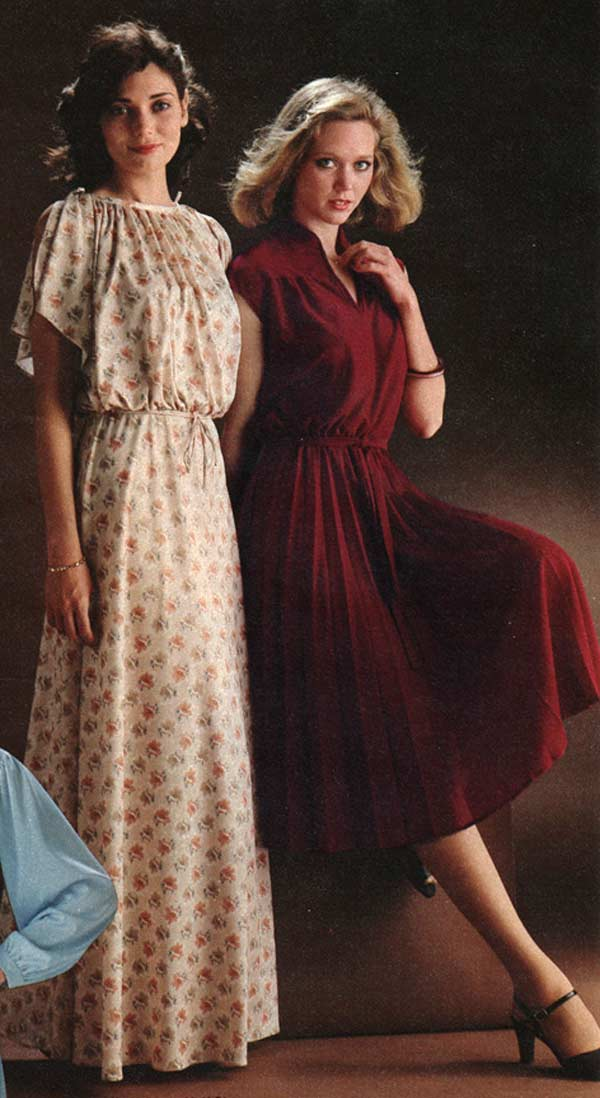 1970s Dresses Amp Skirts Styles Trends Amp Pictures