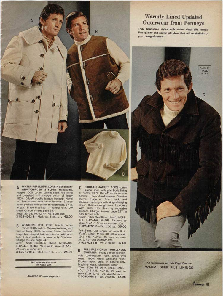 1970s Fashion Men Boys Styles Trends Pictures