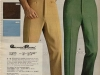 Men's Polyester Slacks (1970)