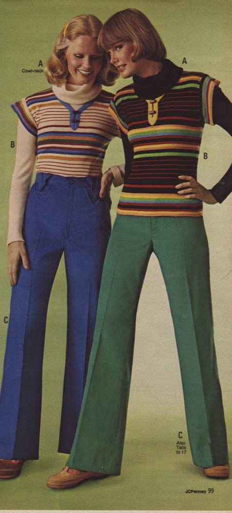 Fashion In The 1970s: Clothing Styles, Trends, Pictures