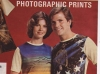 Printed Knit Photography Prints Shirts (1975)