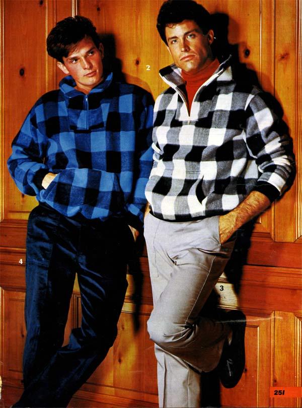 1980s fashion for men  boys  80s fashion trends photos