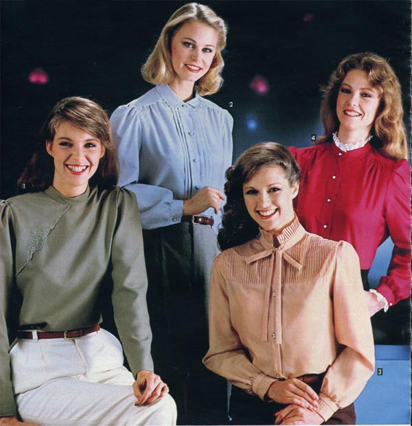 1980s fashion women amp girls styles trends amp pictures