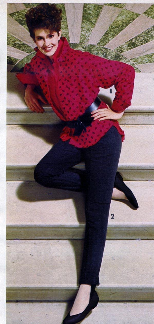 1980s Fashion: Women & Girls