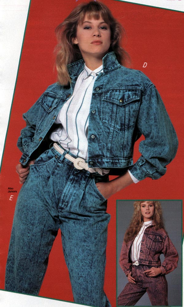 1980s Fashion: Women & Girls | Styles, Trends & Pictures