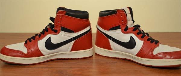 Nike Air Jordan Shoes: History