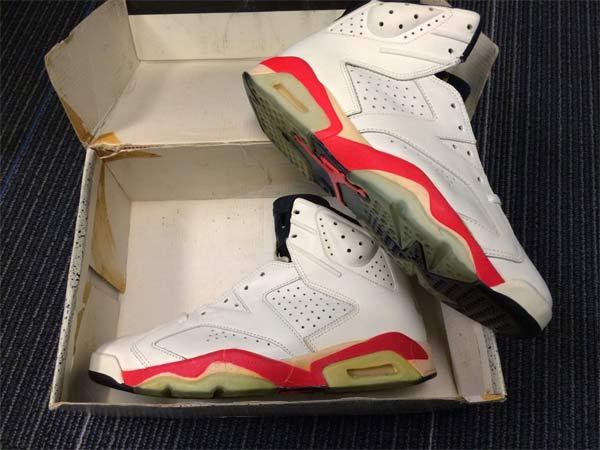 buy online 149f2 a0616 Nike Air Jordan VI (1990)