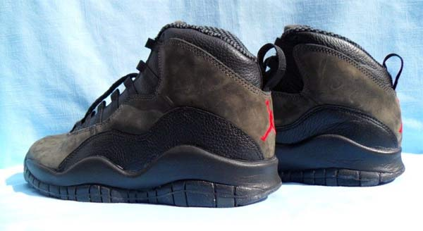 quality design 85f7b 47d99 Nike Air Jordan X (1994)