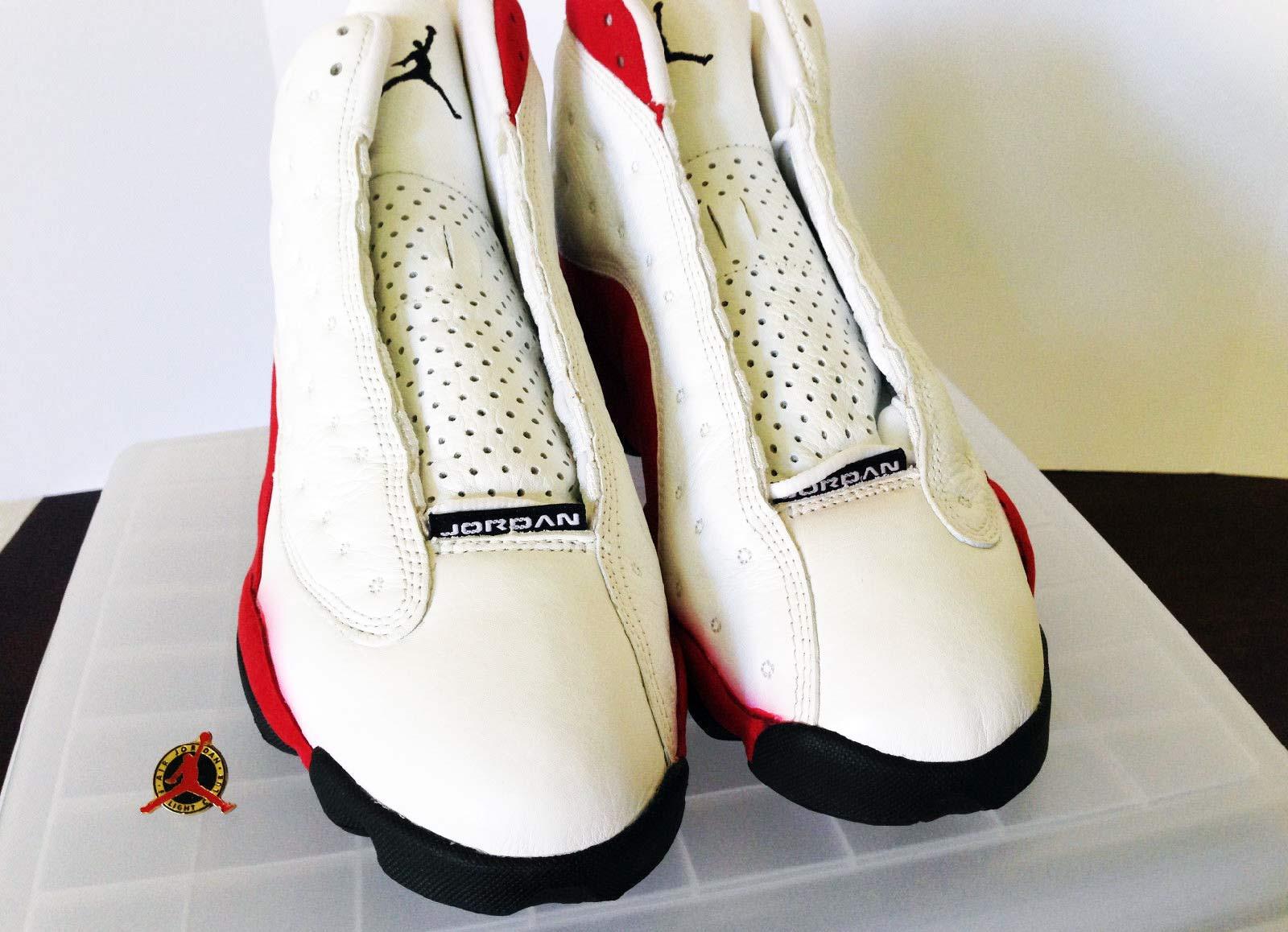 Nike Air Jordan Shoes  History   Pictures (1985-1999) 7e40d4e33ace