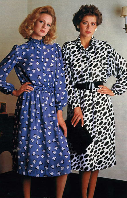 Fashion In The 1980s Clothing Styles Trends Pictures