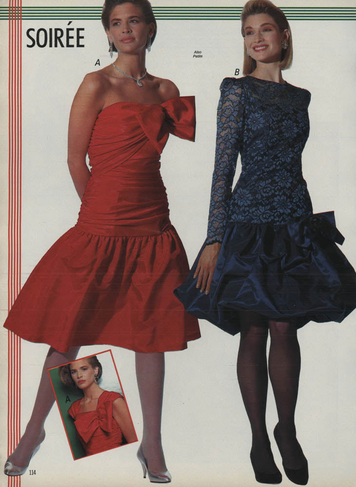 1980s fashion styles trends  history