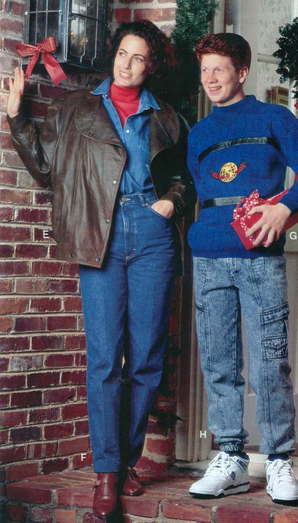 Fashion in the 1990s: Clothing Styles, Trends, Pictures ...
