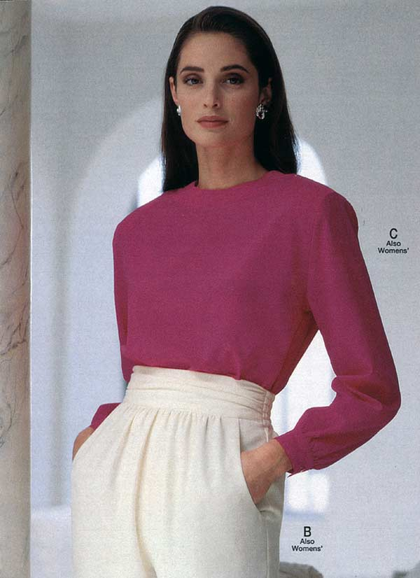 Womens Fashion Clothing: Fashion In The 1990s: Clothing Styles, Trends, Pictures